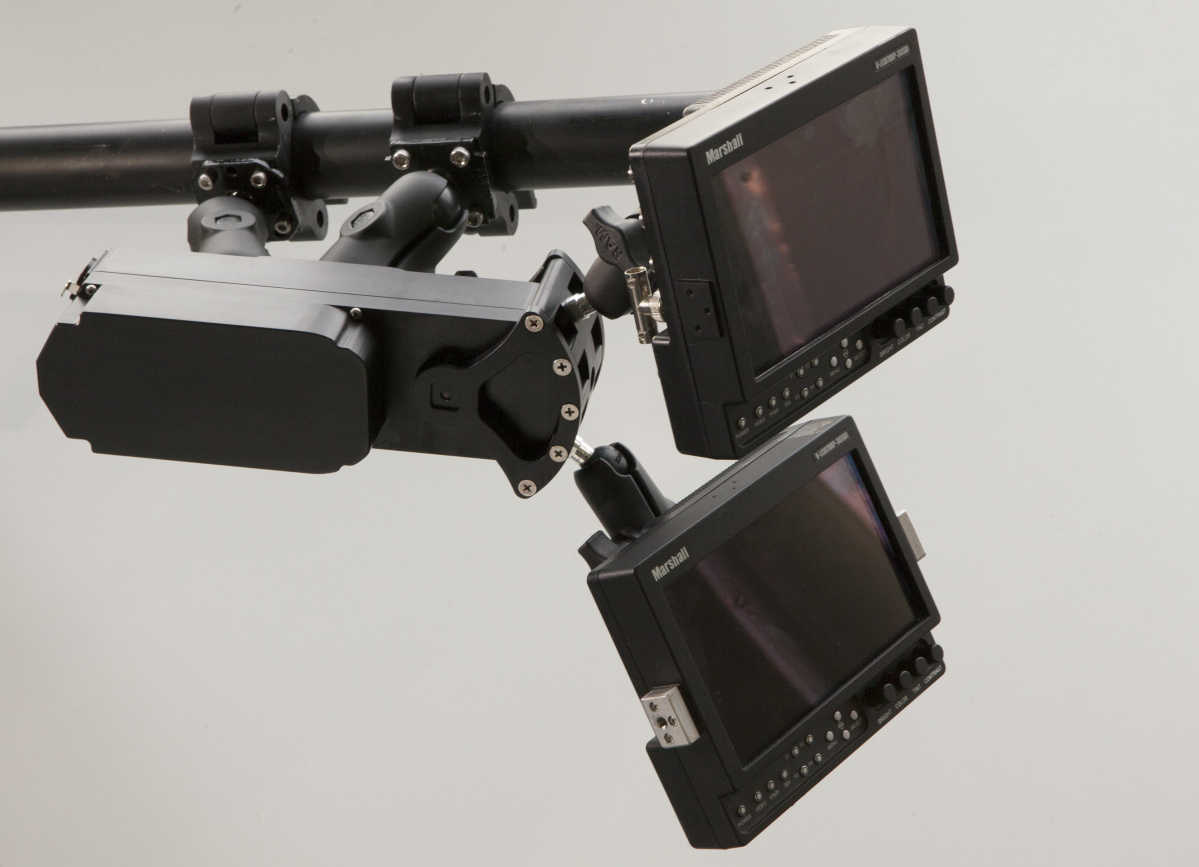 Fcl Auto Leveling Monitor Mount System Ams