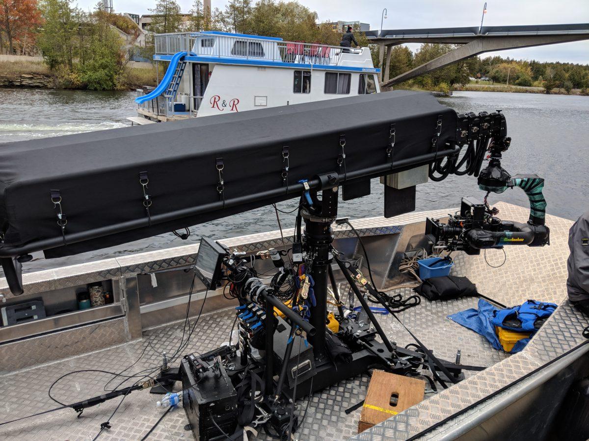 F27 Telescope on The Boat