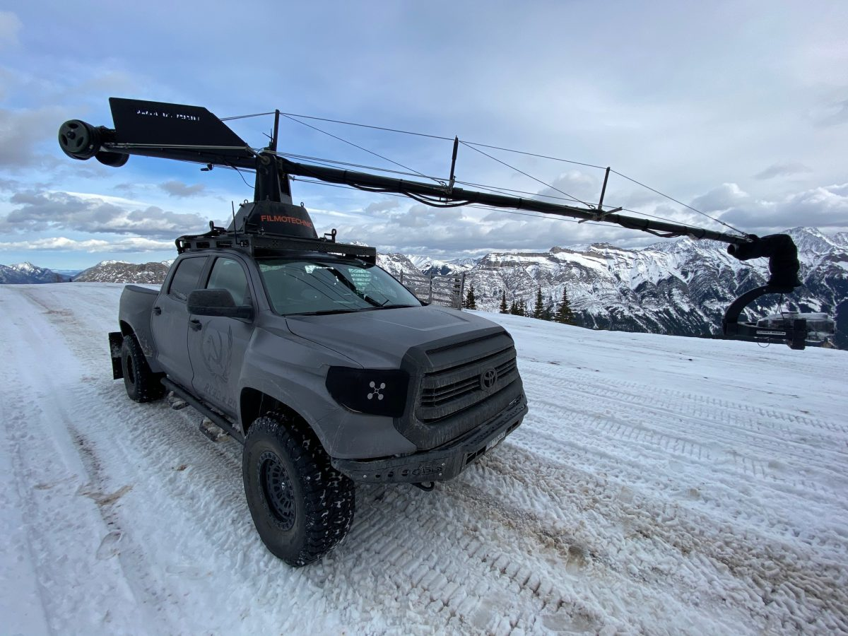 Russian Arm Toyota Tundra 15