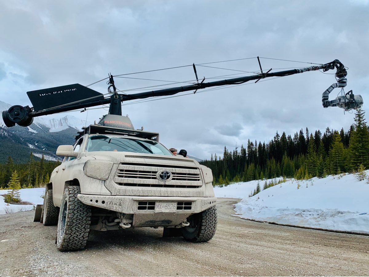 Russian Arm Toyota Tundra 9