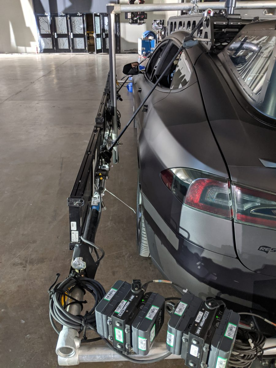 Tesla Rigging 2