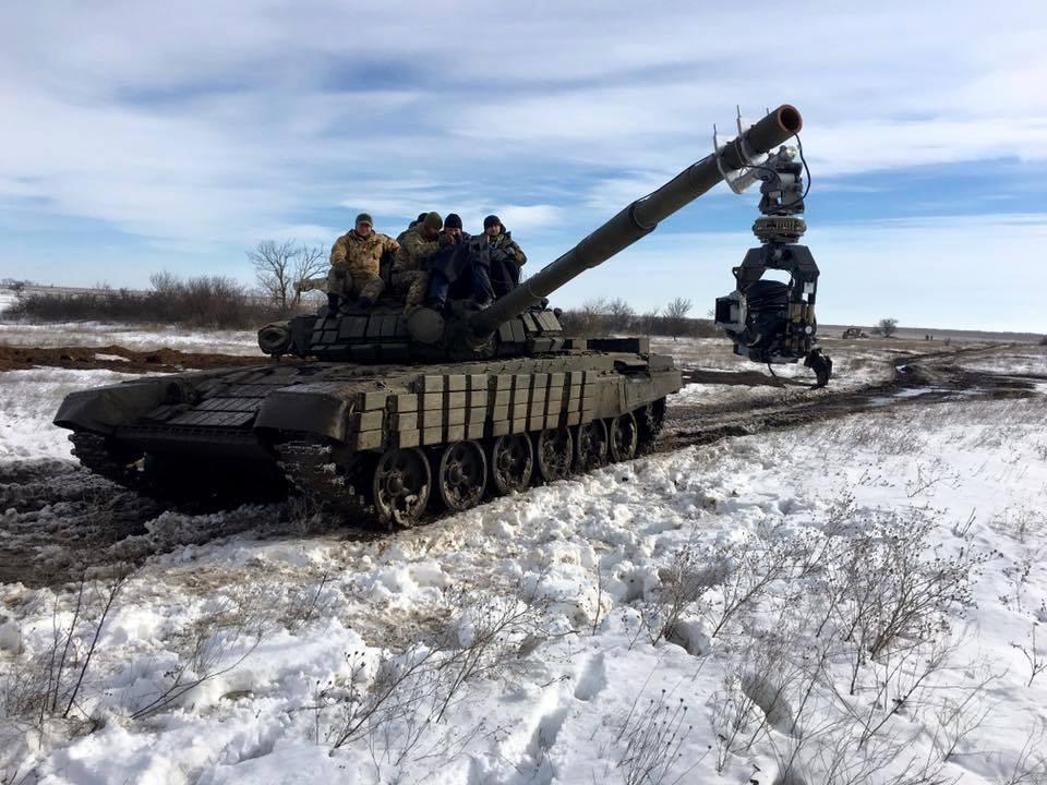 compact tank