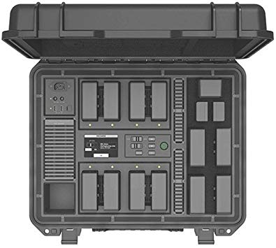dji roning battery station