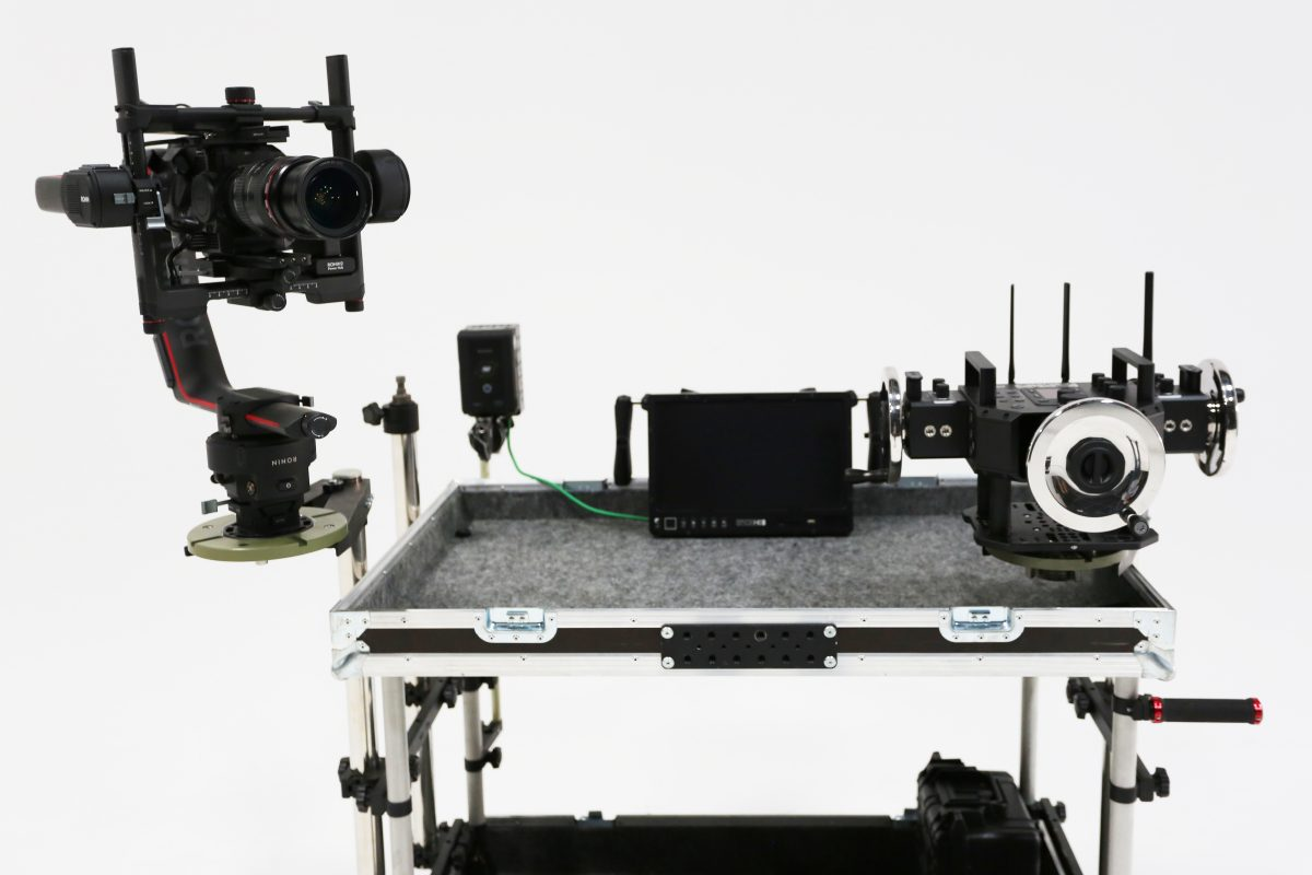 DJI Ronin 2 with Master Wheels