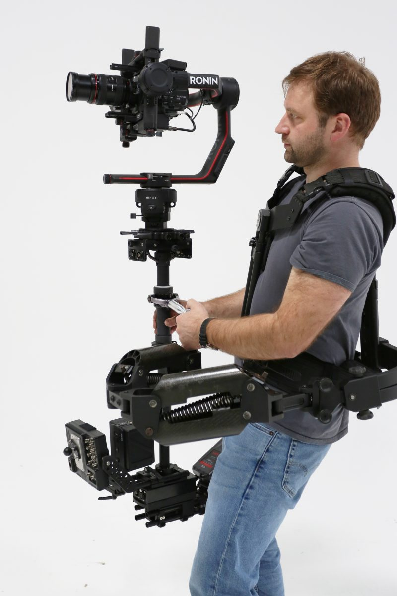 DJI Ronin 2 with steadycam